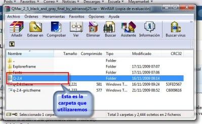 Como instalar temas en Windows 7 no oficiales - temas-nuevos