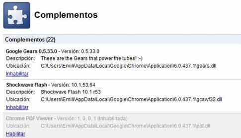 ChromePDF Google Chrome añade visor de archivos PDF integrado