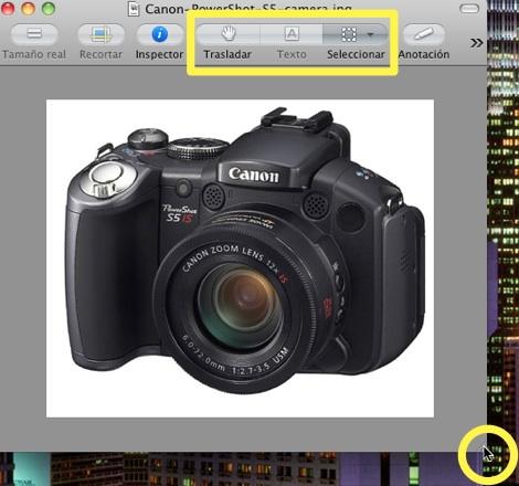 Elimina el fondo de una imagen en Mac - Quitar-fondo-imagenes-con-Vista-Previa-Mac-2