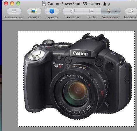 Quitar fondo imagenes con Vista Previa Mac 5 Elimina el fondo de una imagen en Mac