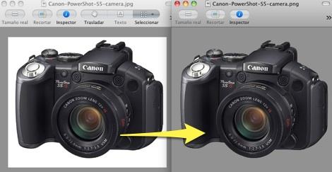 Quitar fondo imagenes con Vista Previa Mac 8 Elimina el fondo de una imagen en Mac