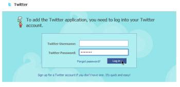 Como vincular tu cuenta de Twitter con Facebook - acceder-twitter-desde-facebook