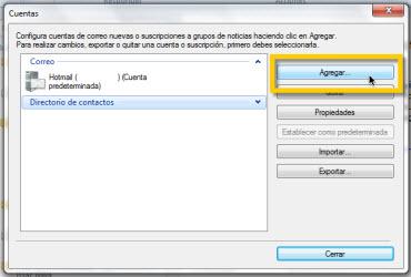Agregar Gmail a Windows Live Mail - agregar-correo-live-mail