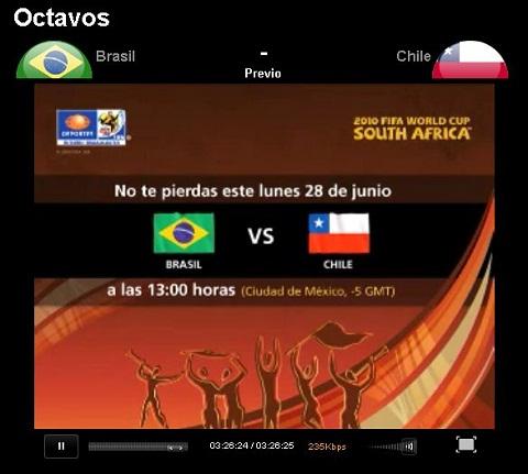 Brasil vs Chile en vivo - brasil-chile-en-vivo-mundial