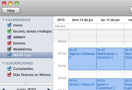 Calendario partidos Mundial Sudafrica en iCal - calendario-mundial-partidos-2