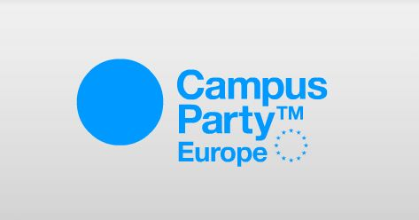 Amamos las nuevas tecnologías, Campus Party Europa - campus-party-europa-logo