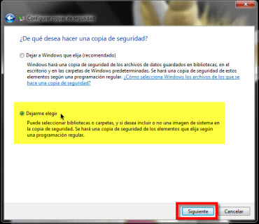 Como Respaldar tus archivos en Windows - copia-seguridad