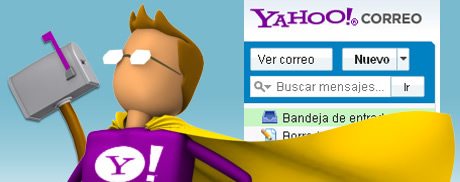 Yahoo! Correo, lider contra el spam - correo-yahoo