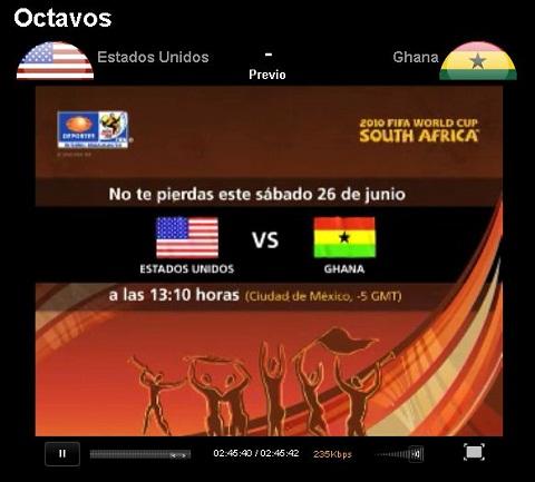 Estados Unidos vs Ghana en vivo - estados-unidos-ghana-en-vivo-mundial