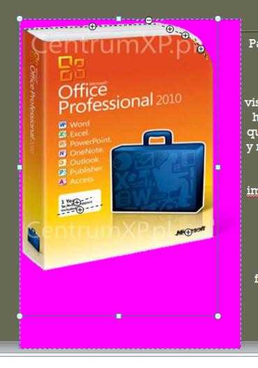 Desaparecer fondo de imágenes en Office 2010 - imagenes-fondo-office-2010