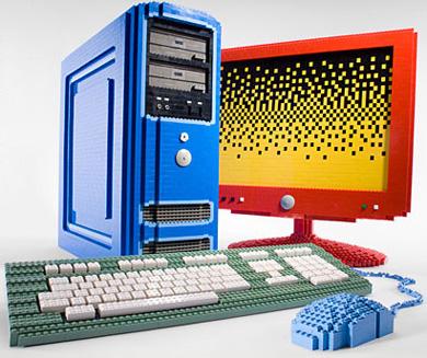 Impresora hecha con Legos - impresora-hecha-con-piezas-de-lego