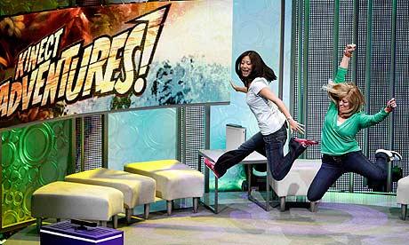 Juega Kinect en tiendas Microsoft de Estados Unidos - kinec-en-tiendas-de-microsoft-en-estados-unidos