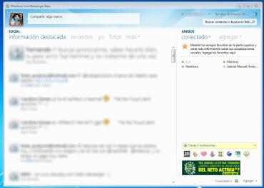 Windows Live Messenger Beta - messenger-live-beta1