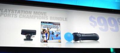 Sony PS3 Move y mas en el E3 2010 - move-precio