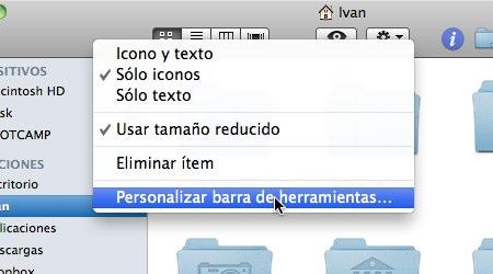 Como personalizar las Barras de Herramientas de Mac - personalizar-barra-herramientas-mac-1