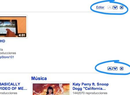 Como personalizar la pagina principal de YouTube - personalizar-pagina-youtube-4