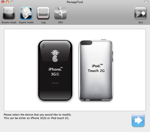 Jailbreak del iOS 4 disponible con PwnageTool 4.0 - pwnagetool-4