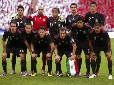 seleccion mexico mundial2010 Grupo A, Mundial Sudafrica 2010
