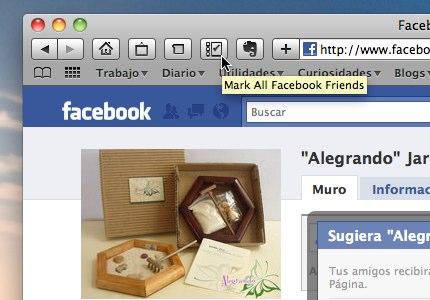 seleccionar todos amigos facebook 1 Como seleccionar todos tus amigos en Facebook