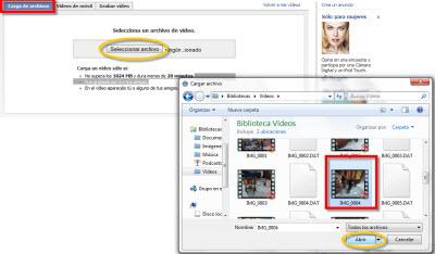 Como subir videos a Facebook - videos-facebook