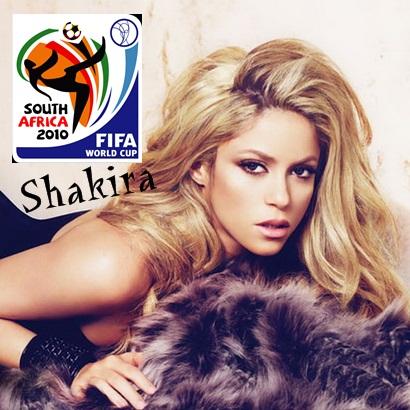 Así se hizo WakaWaka de Shakira - wakawaka-shakira