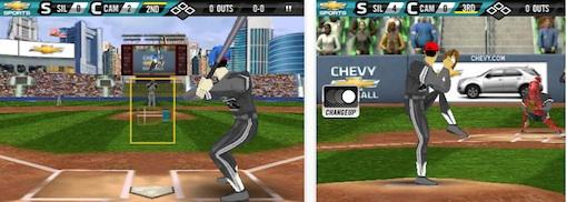 Juegos iPhone, Chevy Baseball - Chevy-Baseball