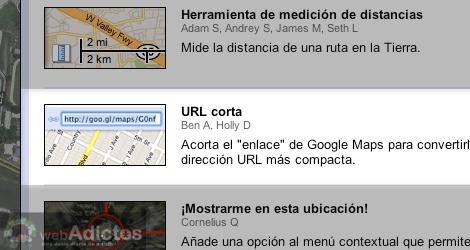 Como activar acortador url google maps 3 Como activar acortador de enlaces de Google Maps