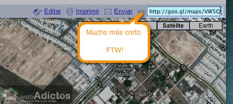 Como activar acortador de enlaces de Google Maps - Como-activar-acortador-url-google-maps_7
