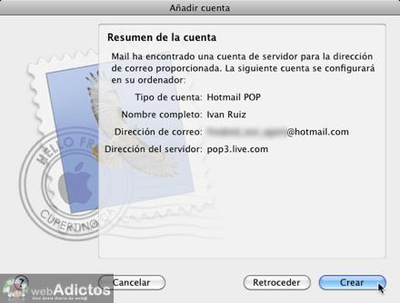 Como agregar cuentas de correo a mail de mac 4 Como agregar cuenta de correo a Mail de Mac