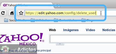 Como eliminar o borrar cuenta de Yahoo 2 Como borrar tu cuenta de Yahoo