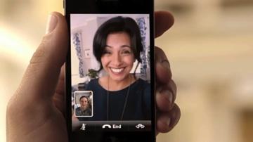Nuevos comerciales de TV del iPhone 4 - FaceTime-iPhone-4-comercial-television