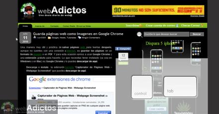 Google chrome pantalla completa 5 Usa Chrome para ver paginas a pantalla completa
