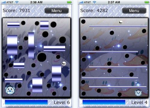 Juegos gratis iPhone, Marble Mash - Marble-mash-iphone