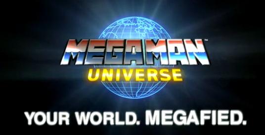 Trailer de Mega Man Universe - Mega-Man-Universe