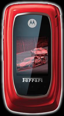 Motorola i897 Ferrari Special Edition, Nextel - Motorola-i897-Ferrari