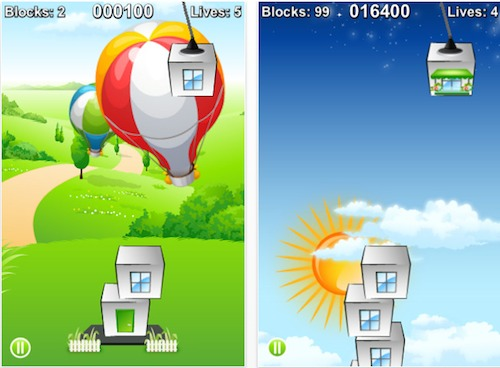 Juegos gratis iPhone, SkyTower - Skytower