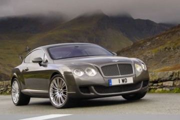 Steven Gerrard Bentley Continental GT Carros de futbolistas famosos