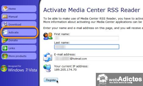 Revisa tu Twitter desde Windows Media Center - activar-twitter-media-center