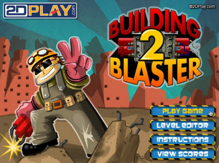 Juegos online, Building blaster - building-blaster-21