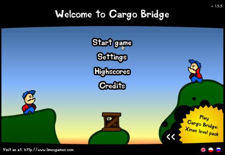 cargo bridge Juegos online, Cargo Bridge