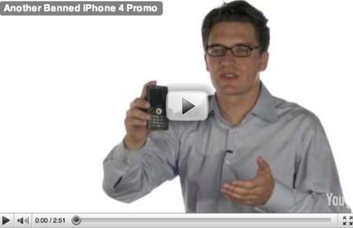 Parodia de los comerciales del iPhone 4 - comercial-Apple