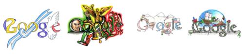 Los doodles del Bicentenario ya han sido elegidos por Google - google-doodles