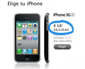 Apple vende el iPhone desbloqueado en México - iPhone-en-mexico-desbloqueado-de-apple-300x243
