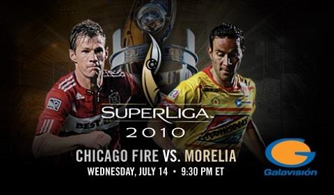 Morelia vs Chicago Fire en vivo - morelia-chicago-fire-en-vivo