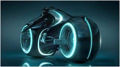 Motos de Tron reales - motocicletastron-hechas-realidad