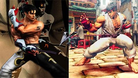 namco vs capcom y capcom vs namco rumores Capcom vs Namco rumores