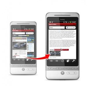 Opera Mini 5.1 para Android disponible - opera-mini
