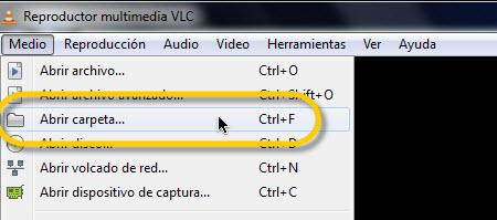 Copiar un DVD en tu disco duro sin rippear - reproducir-carpeta-dvd