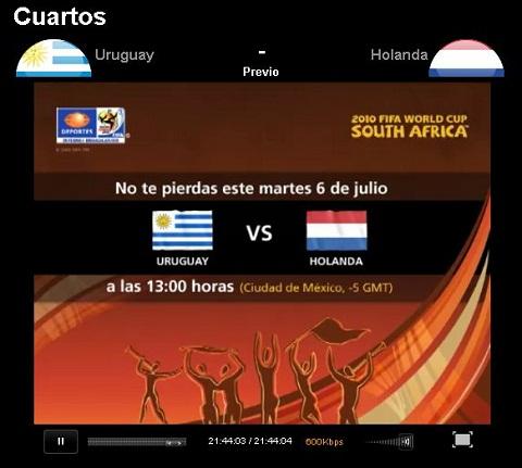 Uruguay vs Holanda en vivo - uruguay-holanda-en-vivo-mundial