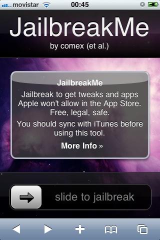 Jailbreak para iOS 4 disponible - Jailbreak-iOS-4